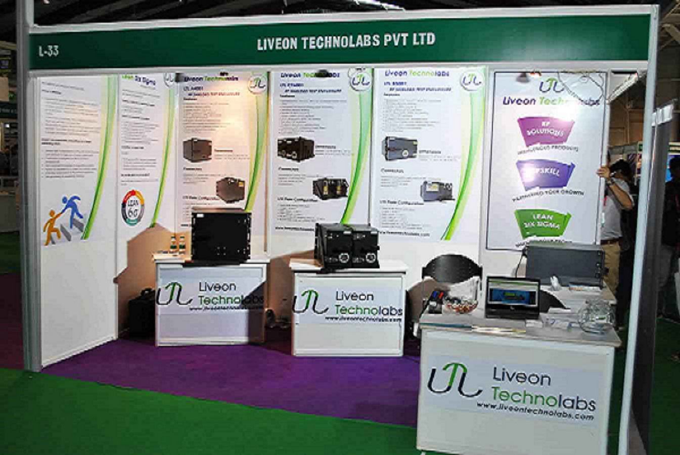 liveon technolabs expo-2018