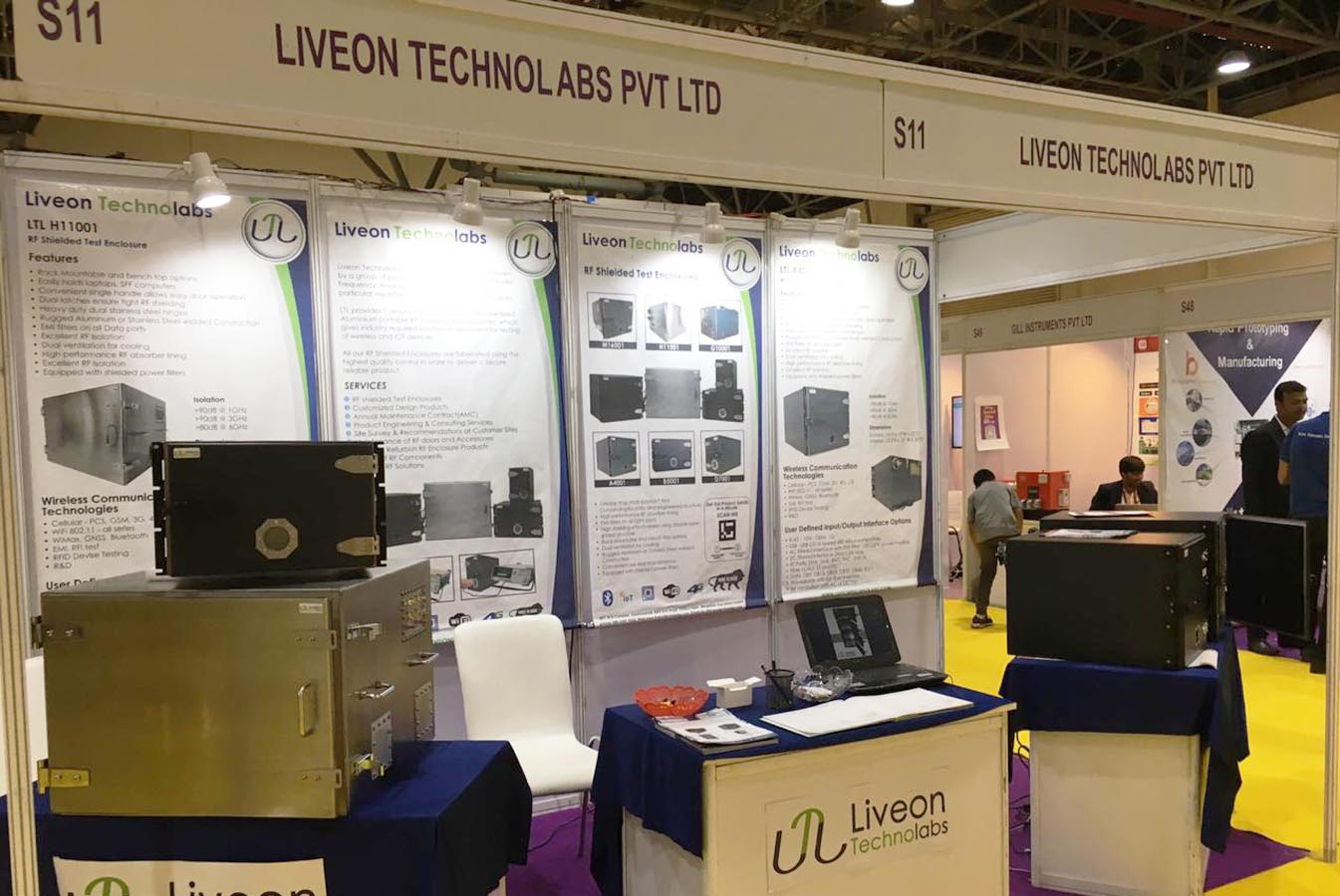 liveon technolabs expo-2019